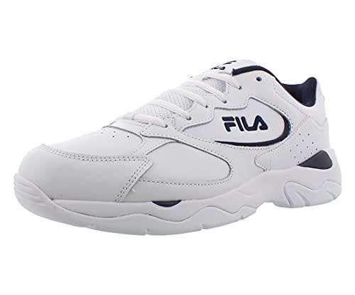 Fila Tri Runner White/Navy 9 D (M)