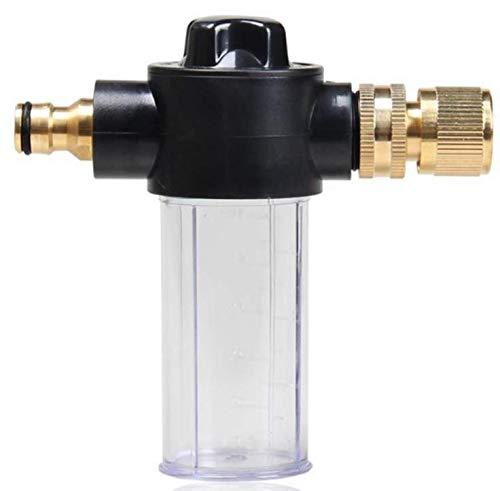 WANGYONGQI Multifunctionele schuim gieter kan hoge druk auto wassen waterpistool huishoudelijke schuim machine spray waterpistool hoofd accessoires schoonmaak kit