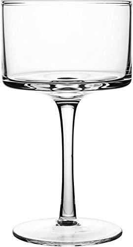 NVT NVTEntertain Set de 4 Copas de Ron 34cl, Transparente, champán