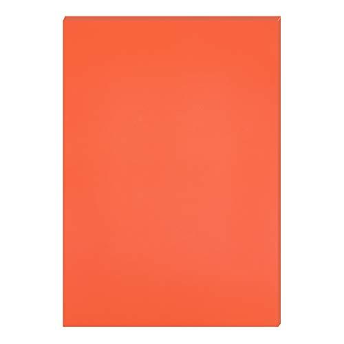 BENECREAT Bloque de Talla de Goma A4 (30x21cm) Rojo Bloque de Sello...