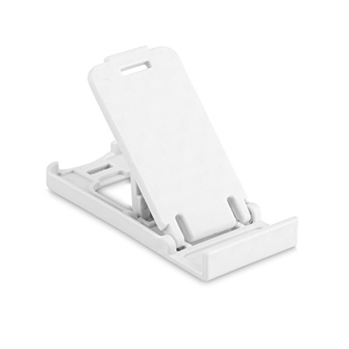 Viitech Telefonstativ bärbar, söt vikbar Adujstable-telefonhållare med flera vinklar, kompatibel X/8/7 Plus/7/6s/6