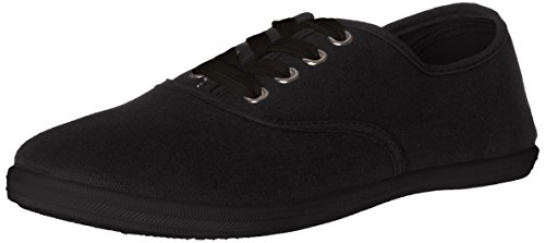 Easy USA - Womens Canvas Lace Up Sh…