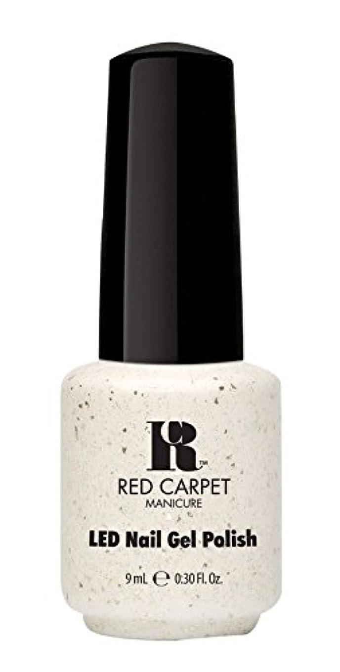 衝突コース前置詞エゴイズムRed Carpet Manicure - LED Nail Gel Polish - Put a Slipper on It - 0.3oz / 9ml