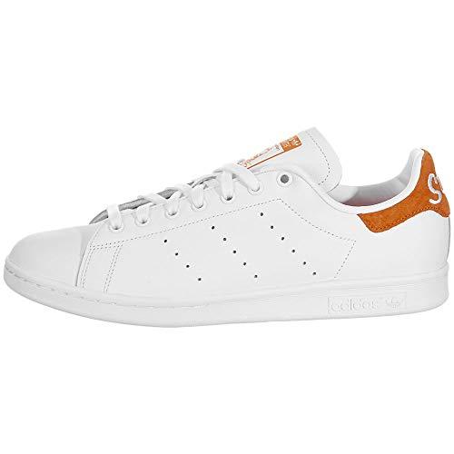 adidas Originals Stan Smith White/Semi Coral/White 9
