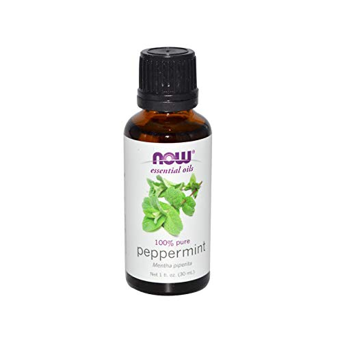 Now Essential Oils, Peppermint Oil, Invigorating Aromatherapy Scent,...