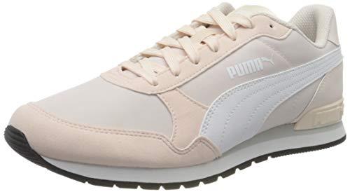 PUMA Unisex-Erwachsene St Runner V2 Nl Sneaker, Rosa (Rosewater-Puma White-Gray Violet 25), 43 EU