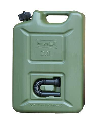 【Hunersdorff】ヒューナスドルフ Fuel Can Pro 20L(フューエル缶) ジャグ