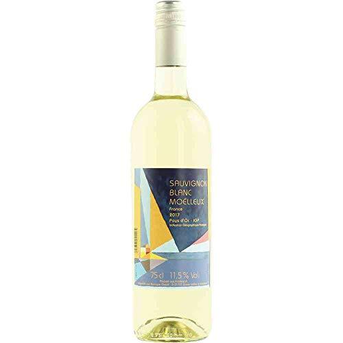 Sauvignon blanc d'oc moelleux 2018 Pays d'oc IGP, lieblich Weißwein Vegan lieblich Edition BARRIQUE Languedoc-Roussillon Frankreich 750ml-Fl