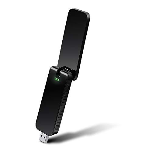 TP-LINK Archer T4U - Adaptador Inalámbrico USB de Banda Dual (AC 1300Mbps,...