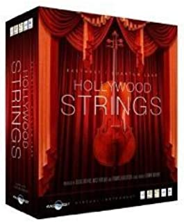 ◆EASTWEST QUANTUM LEAP HOLLYWOOD STRINGS Gold Edition Win/Mac対応 ストリン グス音源 『並行輸入品』 EW-192