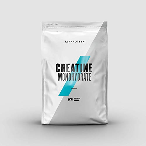 MyProtein - Creatine Monohydrates Without Flavour Bag, 1 kg