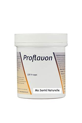 PROFLAVON (formule pour la PROSTATE) 600 mg (PALMIER NAIN, zinc, vitamine E naturel, lycopène, broccoli) 120 capsules végétales