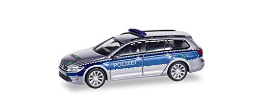 Herpa 93910 VW Passat Variant GTE Polizei, Color