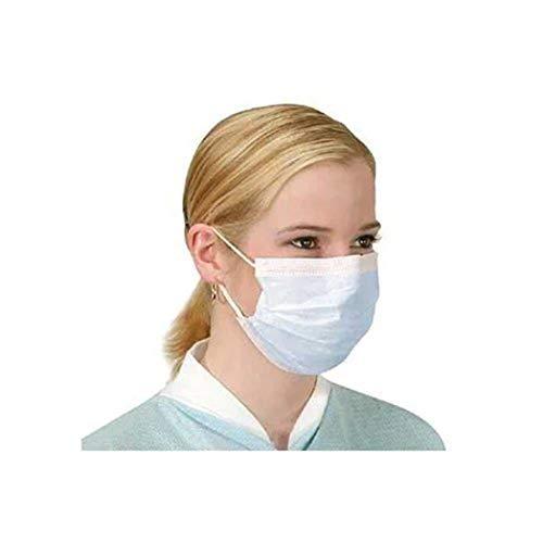 Schutzmaske/Atemschutzmaske, mit Ohrschlaufen, schützt vor Verschmutzungen, 10 Stück