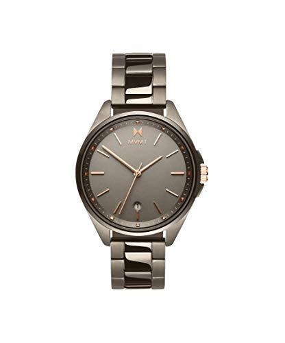 MVMT Damen Analog Quarz Uhr mit Edelstahl Armband 28000003-D