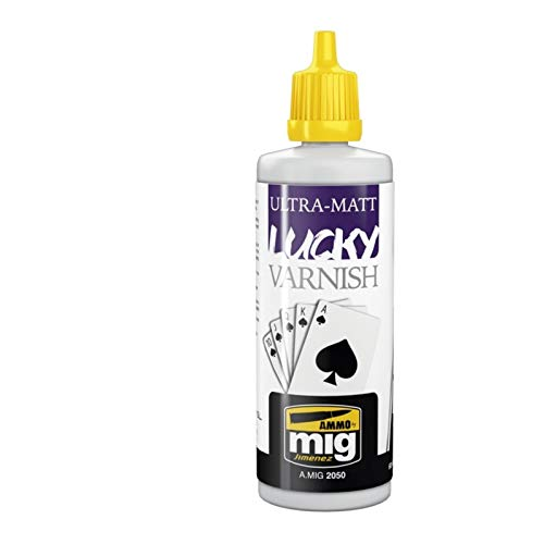 AMMO A.MIG-2050 Ultra-Mate Lucky Lack, Mehrfarbig