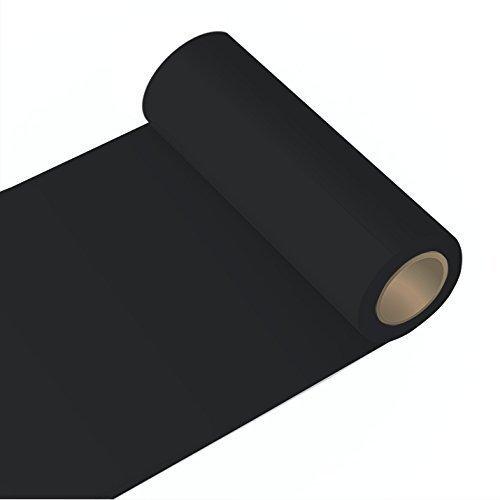 Orafol - Oracal 631 - 31cm Rolle - 5m (Laufmeter) - Schwarz / matt,, 092 - g - 63cm - 631_1 - 5m_23B - Autofolie / Möbelfolie / Küchenfolie