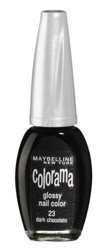 Maybelline New York Colorama Nagellack 23 DARK CHOCOLATE