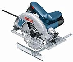 Pilarka tarczowa GKS 190 Bosch Professional (1 400 W, tarcza pilarska: 190 mm, głębokość cięcia: 70 mm, opakowanie...