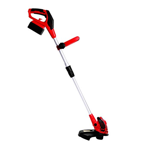 Why Should You Buy Portable Grass Cutter Lawn Trimmer, Automatic Wire Drawing/Copper Motor/Retractab...