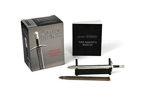 Game of Thrones: Longclaw Collectible Sword (RP Minis)
