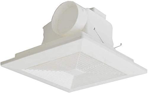 GJX Ventilador Axial Ventilación Extractor de Techo Ventilador de Escape Extractor a Domicilio Ventilador Ventilador Ventilador Ventilador, 8 Pulgadas para baño de Cocina