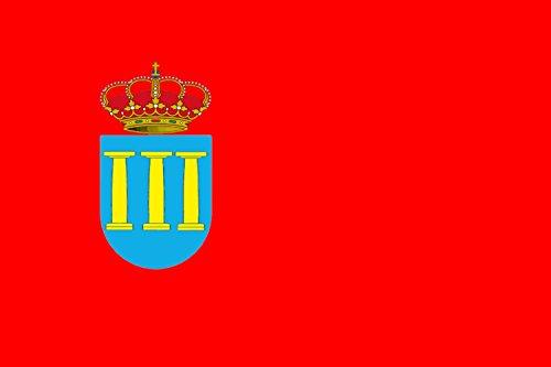 magFlags Bandera Large Ciudad Rodrigo en Salamanca España | Bandera Paisaje | 1.35m² | 90x150cm