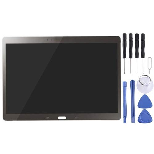 CHEZHAN -LCD Display + Touch Panel for Galaxy Tab S 10.5 / T800(Gold) (Color : Gold)