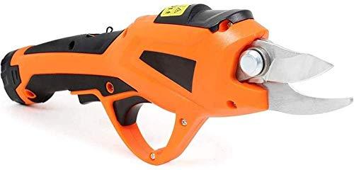 Schaar Porfessional snoerloze elektrische snoeischaar, 10mm Cutting Diameter, 1.5Ah oplaadbare batterij aangedreven Tree Trimmers snoeischaar for tuin