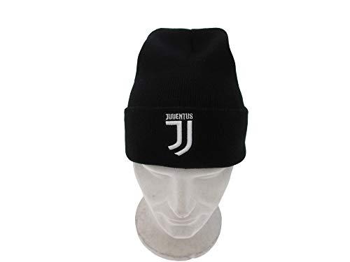 Juventus F.C.–Offizielle Juve Mütze JJ, schwarz