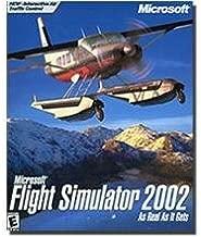 aircraft flight simulator 2002
