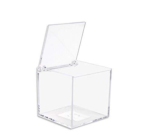 Scatola in plexiglass e scatoline trasparenti per ...