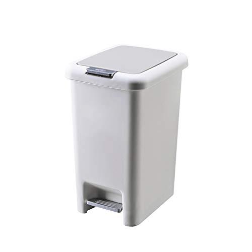Tarros de Basura con sin tocarlo Sensor infrarojo Inteligentes Latas de Basura Cubos de Basura con Sistema de Control de Olor 6L,Gold ALYR Cubo de Basura Automatico para Cocina