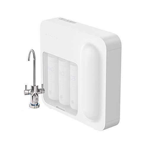 Wasserverbrauchsfilter für den Heimgebrauch Wasseraufbereiter, Wasserspender - Drei Auslassfilter Umkehrosmose-Wasseraufbereiter Intelligenter Wasseraufbereiter Haushaltswasseraufbereiter.