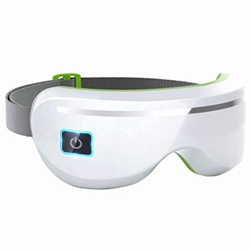 FSM88 Augenmassagegerät Elektrischer, drahtloser wiederaufladbarer Augenmassagegerät-Wärmekompressionsluftdruck für trockene Augen Stressabbau