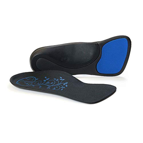 Powerstep SlenderFit Women's Fashion Orthotic High Heel Insole