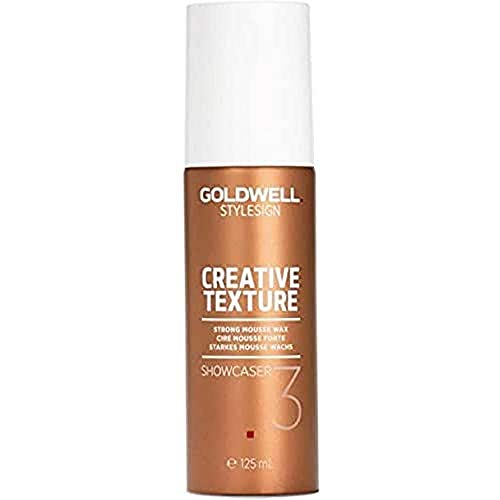 Goldwell Sign Showcaser, Frisier-Creme & Wach, 125 ml, 1er Pack, (1x 125 ml)