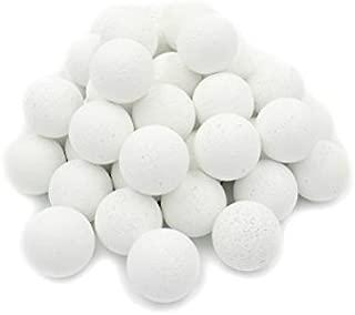 Pelotas de futbolín blancas corcho X50: Amazon.es: Deportes y aire ...