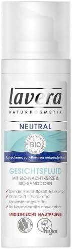 Fluid Lavera Neutral 30ml Cara