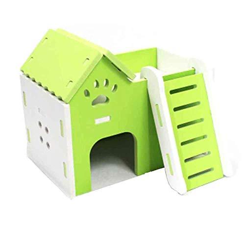 Black Temptation Hamster Nest Maison pour Petits Animaux 1#
