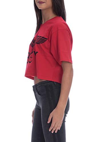 Boy London T-SHIRT CORTA ROSSO S