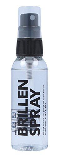 Ultra-Klar Brillenspray - Reinigung für Brillengläser 50ml