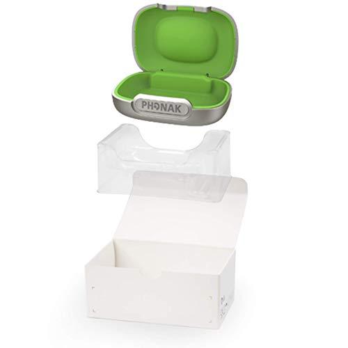 Phonak Hörgeräte Etui - Aufbewahrungsbox für Hörgeräte - Hardcase - klein/small