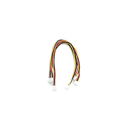 OMPHOBBY M2 Ersatzteile Satellitenempfänger Adapter Spektrum (3 Stück) Für M2 V2 / Explore