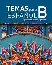 Temas para Español B