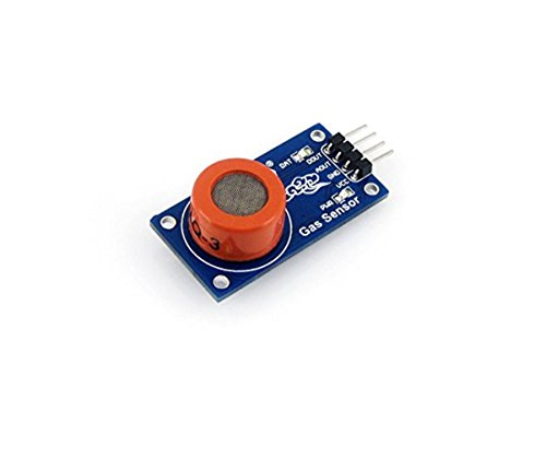 haoyishang MQ-3Alkohol Ethanol Gas Sensor Modul Gas Detektor Sensor Alkohol Erkennung Sensor für Arduino Raspberry