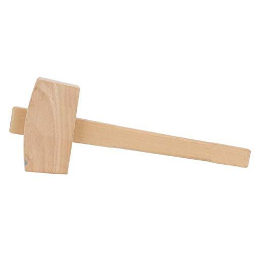 Martillo de carpintero, martillo de madera profesional, para carpintería cincel cincel tallado(L)