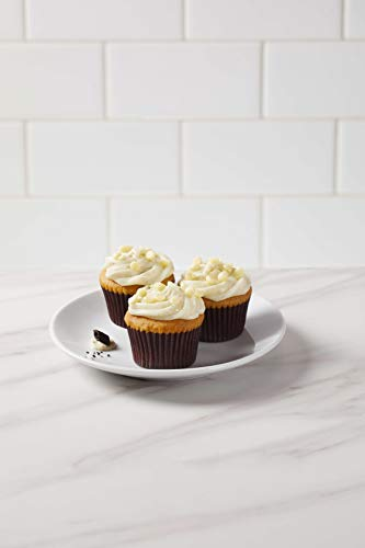 The Cheesecake Factory Vanilla Bean Mini Cupcakes 10 count (Pack of 6)