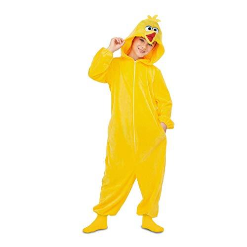 Barrio Sésamo Disfraz Pijama de Gallina Caponata para niños