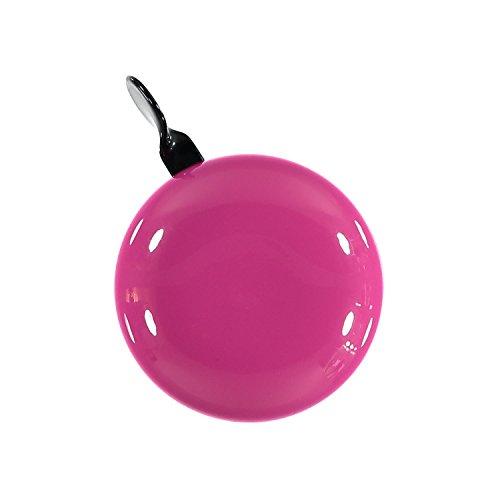 URBAN ZWEIRAD Fahrradklingel/Fahrrad Glocke Big Mama (groß), Klingel für Hollandrad oder Damenfahrrad (pink)